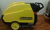 Б/у аппарат высокого давления с подогревом Karcher  HDS 695