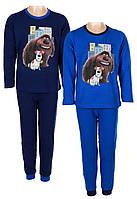 Пижама для мальчиков Pets оптом,2/3-5/6 лет.