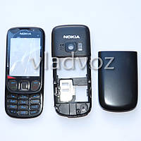 Корпус Nokia 6303 чёрный с английской клавиатурой class AAA