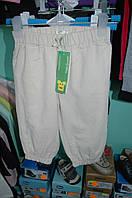 Штаны вельветовые Benetton для девочки, фото 1