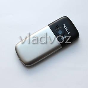 Корпус Nokia 6303 металлик с английской клавиатурой class AAA, фото 2