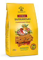 Оборудование для производства хлебцев 50 кг/ч