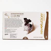 Стронгхолд (Stronghold) маленькие собаки (5,1-10,0 кг) пипетка 60 мг (0,5 мл)