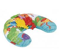 Музыкальная массажная подушка для игры на животике Тропические друзья Fisher-Price (CDR52)
