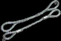 Строп канатный СКП 0,63 тонны 4 метра (СКП 0,63/4000)