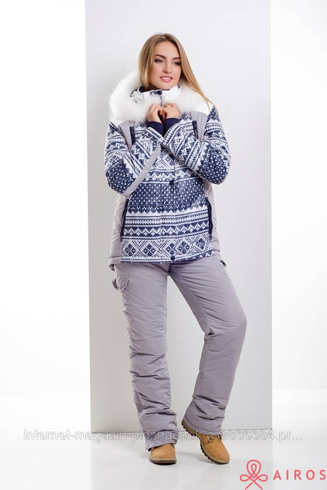 c9be674898a8 Модный лыжный костюм женский - купить по лучшей цене в Украине от ...