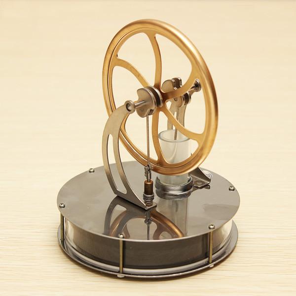 Низкотемпературный двигатель стирлинга Low Temperature Stirling Engine