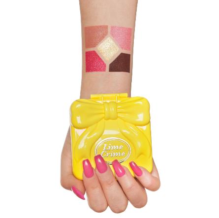 Lime Crime Pocket Candy Palette Pink Lemonade