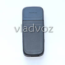 Корпус для Nokia 1208, 1200 чёрный с английской клавиатура AAA, фото 2