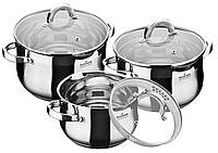 Набор посуды Maxmark 6 предметов MK-BL6506B