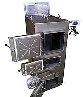 Котел твердотопливный пиролизный 60 кВт DM-STELLA