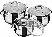 Набор посуды Maxmark 6 предметов MK-BL6506F