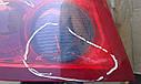 Фонарь стоп задний правый на Nissan Primera P12 26555AU21B Хетчбек 5 дв дефект, фото 2