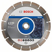Диск алмазный Bosch Standart for Stone 230 х 22,23