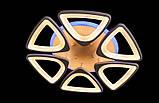 Светодиодная потолочная люстра с ночником и диммером 5548-6, фото 2