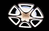 Светодиодная потолочная люстра с ночником и диммером 5548-6, фото 4