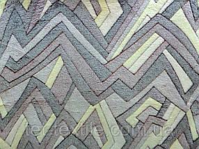 Плед из бамбукового волокна Wellsoft Абстракция беж. (200х220)