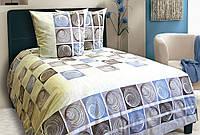 Комплект постельного белья из бязи двуспальный Комфорт Текстиль
