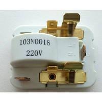 Пусковое реле компрессора холодильника (универсальное) 103N0011