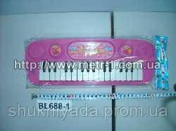 """Пианино в кул 32*12см BL 688-1 (168) - Интернет-магазин """"Шухляда-shukhlyada"""" в Хмельницкой области"""