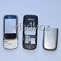 Корпус Nokia 6303 металлик с английской клавиатурой class AAA