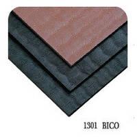 Резина набоечная двухслойная Бико цвет черный