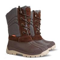 Сноубутсы для мальчиков Demar VOYAGER коричневый 301035