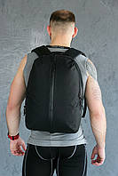 Городской рюкзак Discordia NOIR (мужской рюкзак, женский рюкзак, для города, для спорта, универсальный)