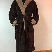 Халат махровый мужской, домашний халат, Турция