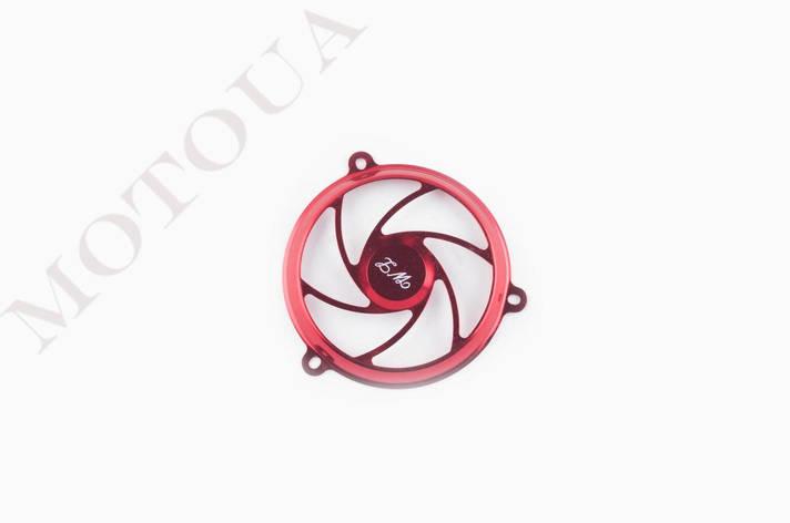 Накладка крышки генератора Honda (красная) GJCT, фото 2