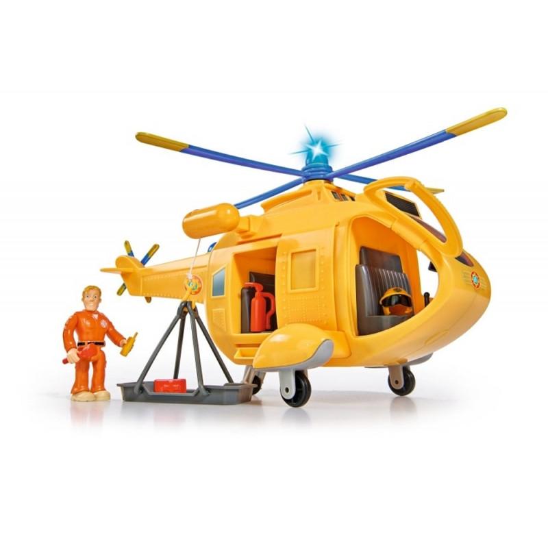 Вертолет спасательный Пожарный Сэм Simba 9251002