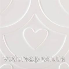 Плитка для стен Pamesa  AGATHA COEUR BLANCO 25x25