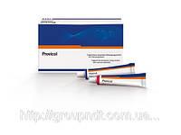 PROVICOL - безэвгенольный цемент для временной фиксации содержащий гидроокись кальция. VOCO