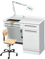 Стол зубного техника на 1 рабочее место, модель В3