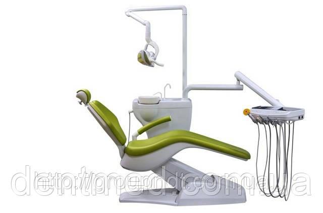 SLOVADENT 800 Optimal  06 - установка несомая креслом NaviStom