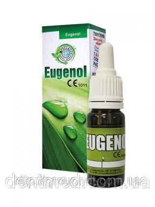 EUGENOL 10мл. жидкость для замешивания ендодонтических паст. NaviStom