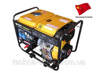 Сварочный генератор FORTE FGD6500EW.