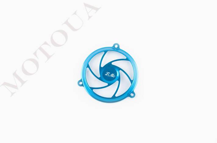 Накладка крышки генератора Honda (синяя) GJCT, фото 2