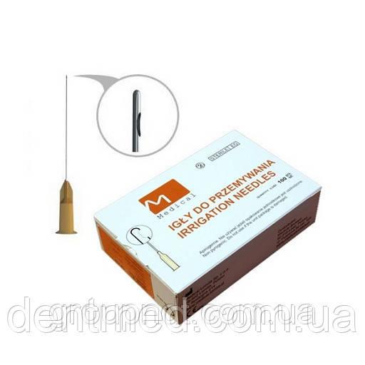 Игла для промывки каналов,0,3 мм Х 25 мм, Medical NaviStom