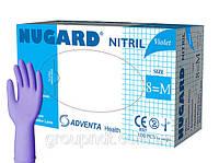 Перчатки нитриловые Nugard nitrile gloves 100шт.
