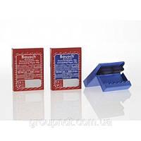Артикуляционная бумага BK61 40мк синяя, 200 полосок в упаковке
