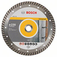 Диск алмазный Bosch Standart for Universal Turbo 230 х 22,23