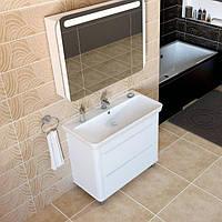 Зеркальный шкаф Aqua Rodos Авалон 100