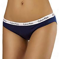 Женские трусики синие Calvin Klein NEW