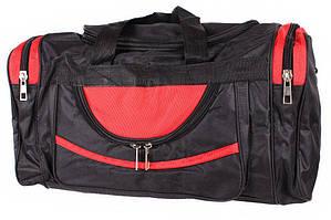 Текстильная дорожная сумка 55х26х25 см 140171