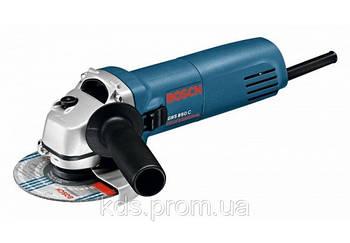 Угловая шлифмашина Bosch GWS 850 СE