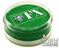Аквагрим Diamond FX основной Зелёный 90 g