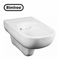 TRAFFIC унитаз подвесной Rimfree (пол)