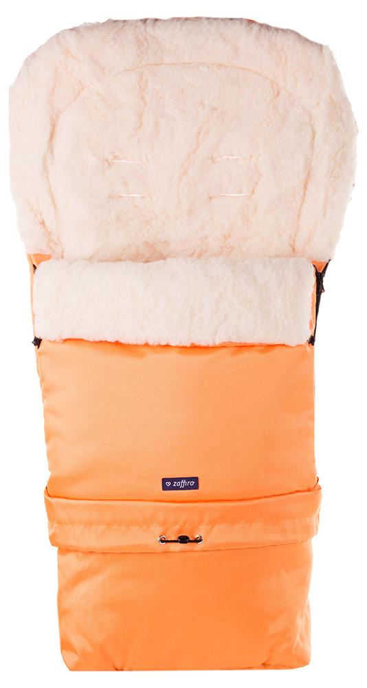 Зимний конверт Womar (Zaffiro) №20 с удлинением 2 оранжевый