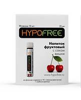 Напиток фруктовый с соком ВИШНИ HYPOFREE®